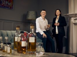 Richard Dixon and Claire Kinloch - Food and Drink News Scotland