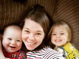 Scots mum cervical cancer battle