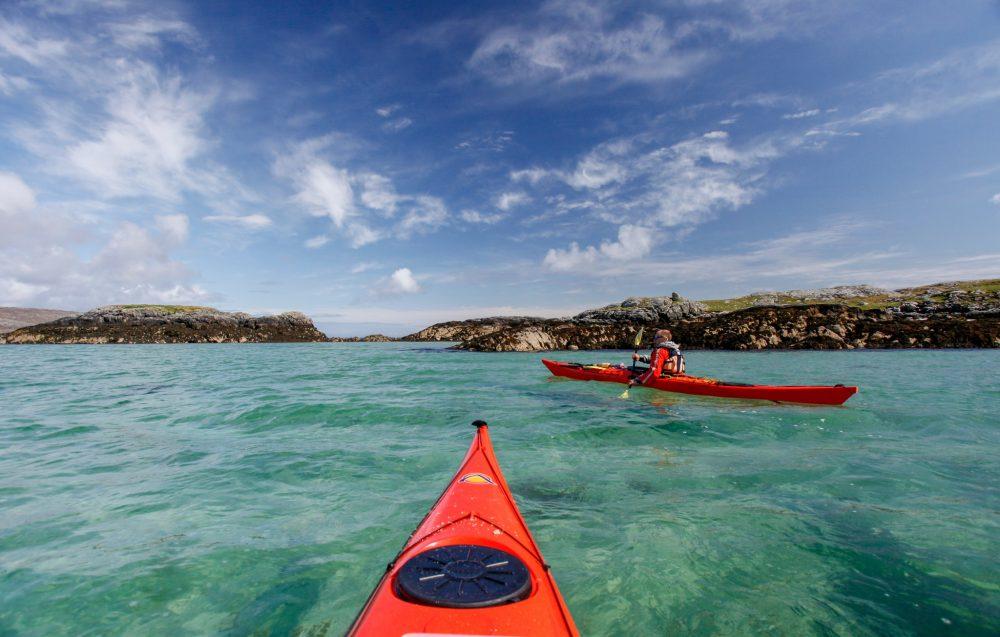 Sea Kayaking. VisitScotland Paul Tomkins - Scottish News