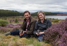 Suzie & Iain Millar Scottish Bee Company - Business News Scotland