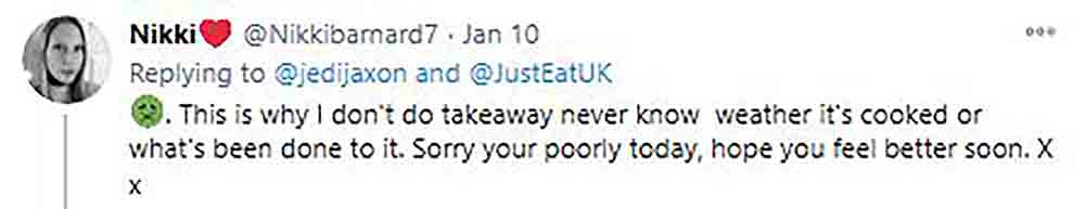 Just Eat investigate after customer eats raw chicken from takeaway - Consumer News