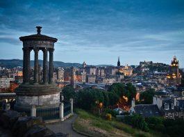 A picture of Edinburgh - Scottish News