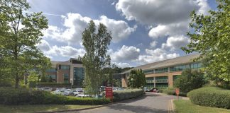Virgin media corporate head office in Bartley Hampshire - Scottish News