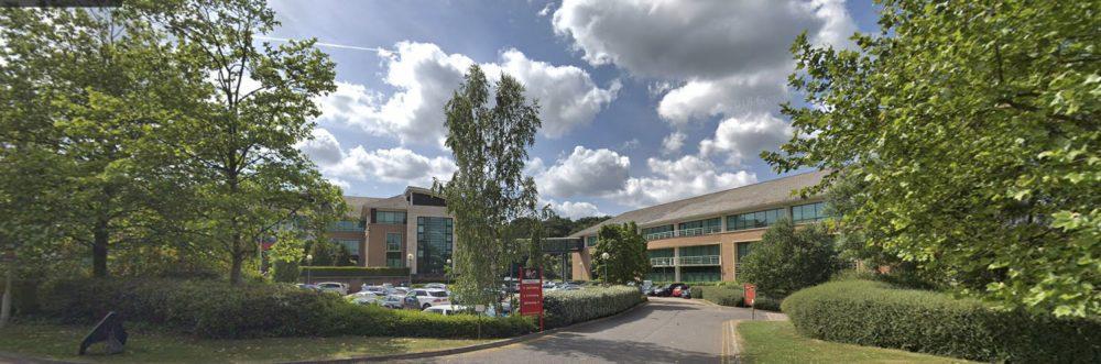Virgin media corporate head office in Bartley Hampshire - Scottish News