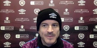 Andy Halliday speaks to the press via Zoom | Hearts news