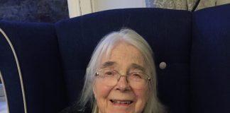 Belleville Lodge resident, Anne Robson   Scottish News