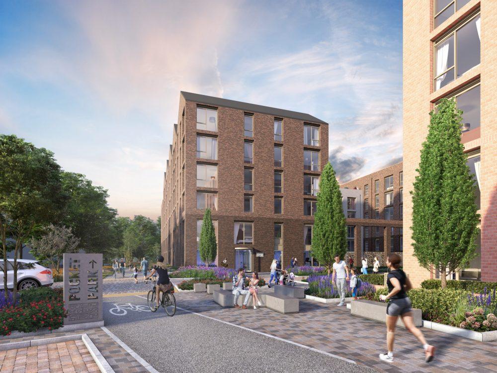 The new proposed BTR site at Bonnington - Business News Scotland