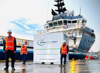 A group of men on a pier - Business News Scotland