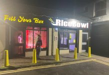 The Rice Bowl Takeaway