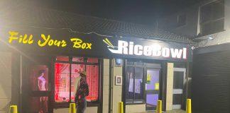 The Rice Bowl Takeaway