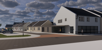 An artists impression of a construction project - Property News Scotland