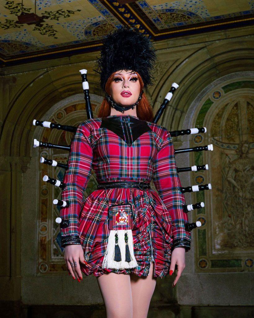 RuPaul Drag Race Queen reveals she hails from Greenock- Entertainment News Scotland