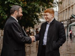 Mr Myles and Mr Thomas - Business News Scotland