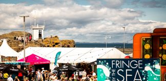 Fringe By The Sea General shot - Entertainment News Scotland
