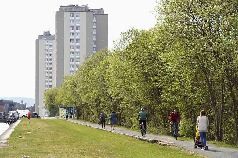Users of Scotland walk way spent £1.9 billion in local economy - Business News Scotland