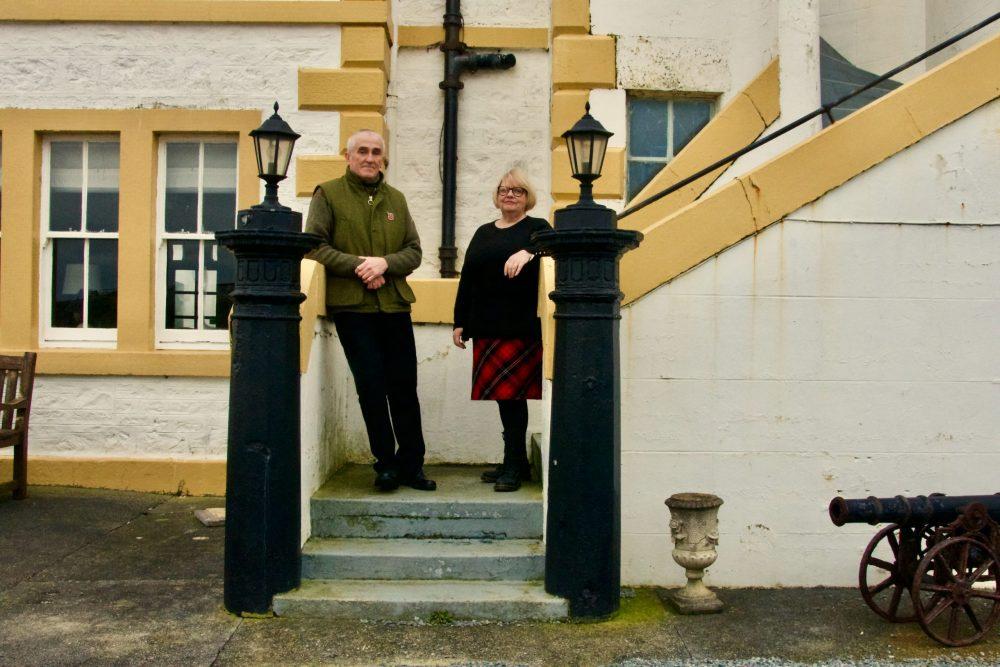 Norfolk couple make 400 mile move to Scotland for 'hidden gem' lighthouse hotel - Property News