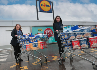 Lidl x Kilbryde Hospice - Business News Scotland