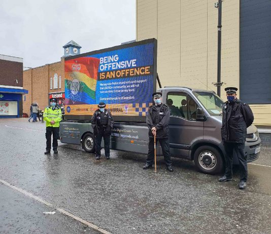 Merseyside Police's controversial advan | Crime News UK