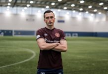 Aaron McEneff was on the books of Tottenham Hotspur as a teenager | Hearts news