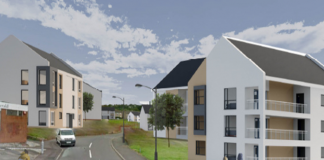 £30 million affordable homes project gets under way in Dumbarton - Property News Scotland