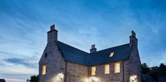 Panmure House Exterior - Research News Scotland