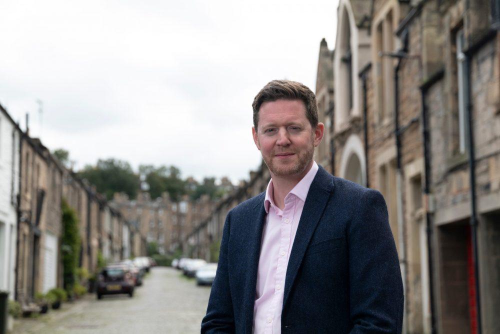 Ross MacDonald, Portolio director of sales - Property News Scotland