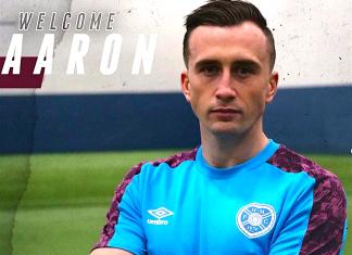 Aaron McEneff signs for Hearts   Hearts news