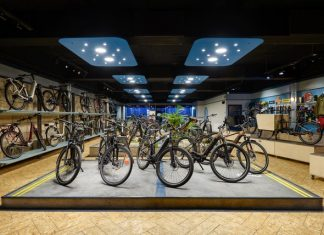 Electric Cycle Company showroom - Business News Scotland