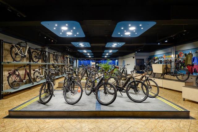 Electric Cycle Company showroom - Business News Scotland