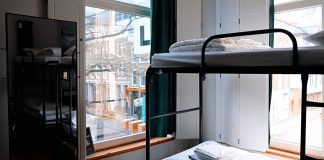 A picture of a hostel - Business News Scotland