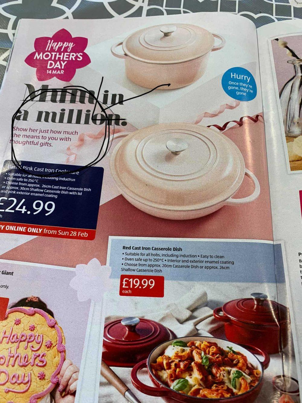 Aldi's Mother's day advert | Retail News UK