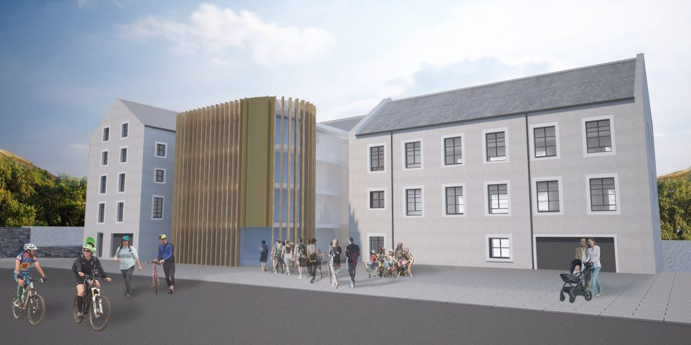 Caerlee Mill - 3D Visualisation - Business News Scotland