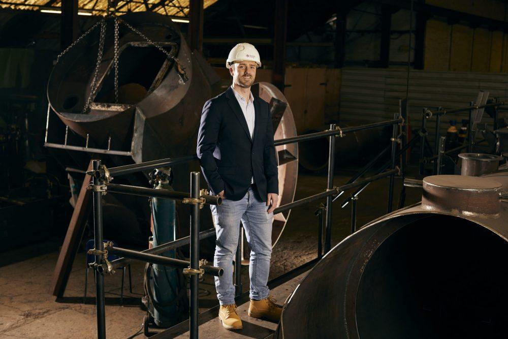 Cameron McNatt, Mocean Energy - Technology News Scotland