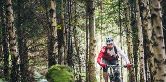 A person mountain biking - Business News Scotland