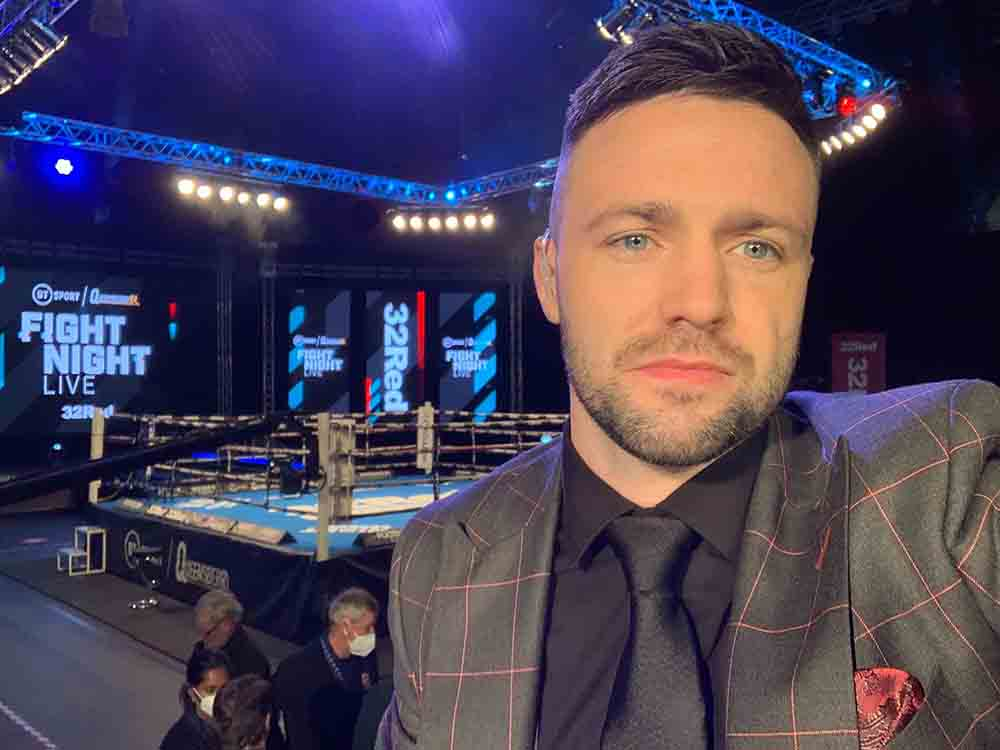 Josh Taylor hungry for world unification boxing match at Edinburgh Castle - Scottish News