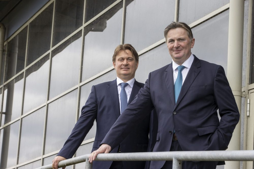 McGill's co-owners James & Sandy Easdale - Business News Scotland