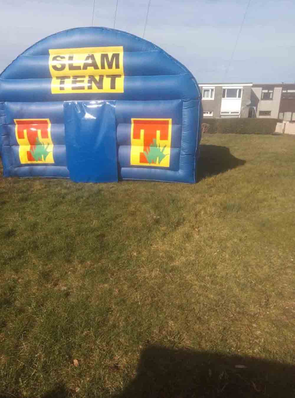 Thousands of Scottish festival goers try to hire Slam Tent - Scottish News
