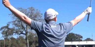 Scots golfer Robert MacIntyre hits amazing shot - Scottish News