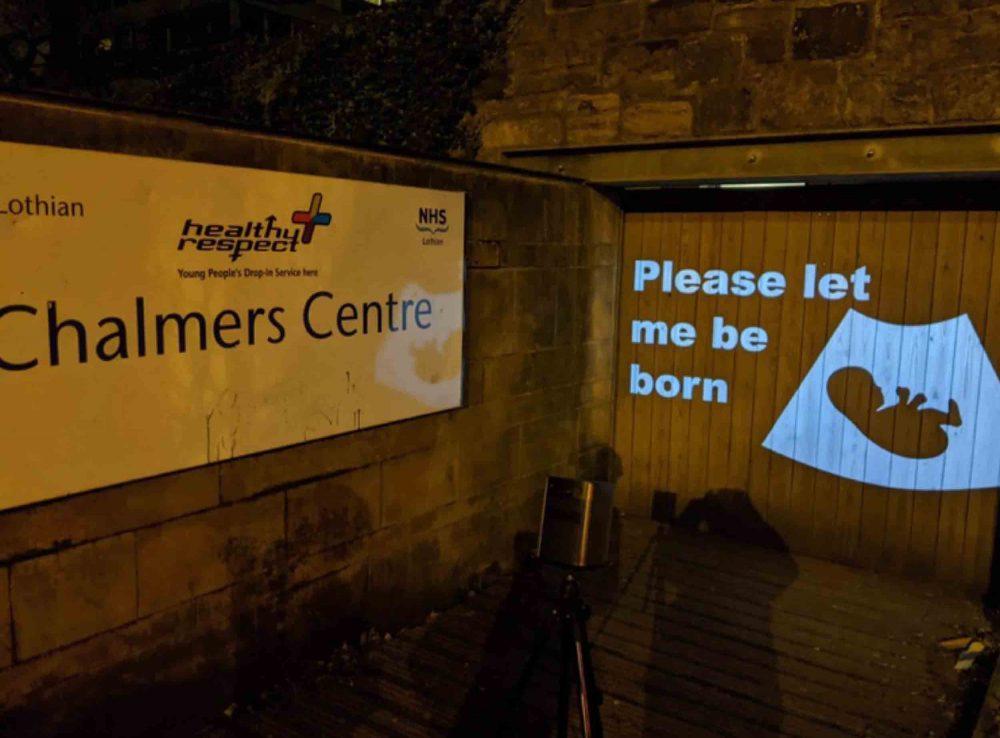 Pro-life Projections | Scottish News
