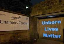 Pro-life Projections | Scottish News