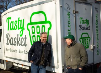 Tasty Basket Tom and Ewan - Business News Scotland