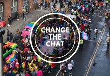 Change The Chat logo - Scottish News