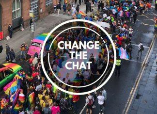 Change The Chat logo - Scottish News