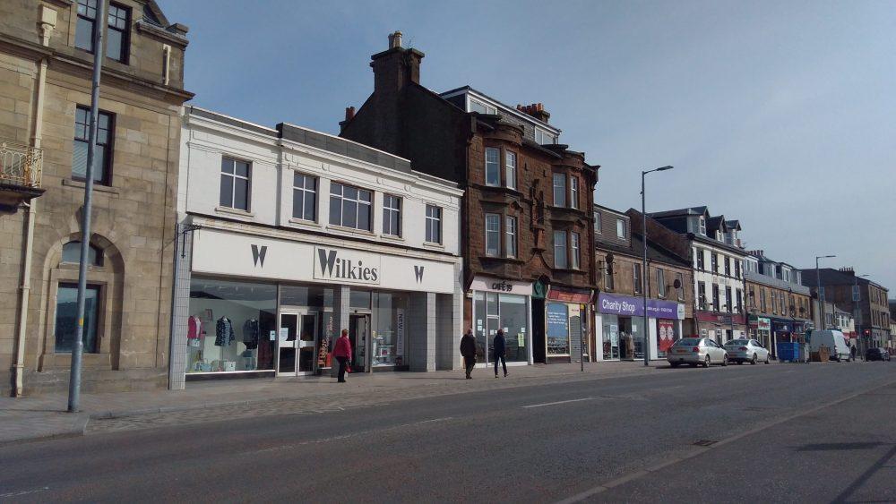 West Clyde Street - Business News Scotland