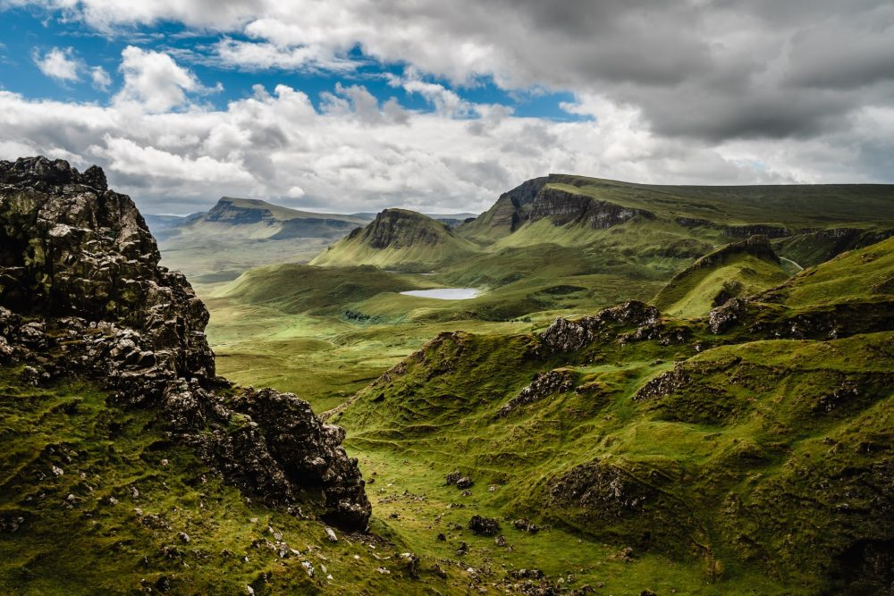 A picture of the Isle of SKye - Business News Scotland