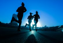 A picture of people running - Business News Scotland