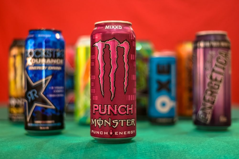 A picture of energy drinks - Health News Scotland