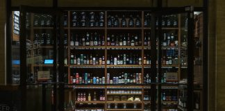 A shop full of alcohol - Research News Scotland