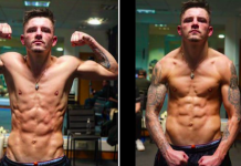 Boxer Lee McGregor