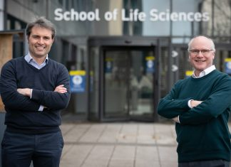 Alessio Ciulli FRSC, Life Sciences, Mike Ferguson, SLS - Research News Scotland